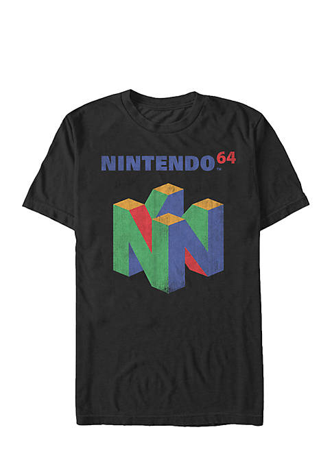 Fifth Sun™ Nintendo 64 Graphic T-Shirt