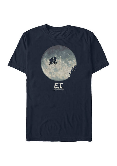 E.T. the Extra-Terrestrial The Extra Terrestrial Graphic T-Shirt