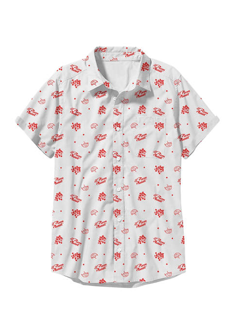 Fifth Sun™ Toy Story Pizza Planet Short Sleeve