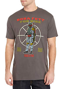 Fifth Sun™ Boba Fett For Hire Short Sleeve T-Shirt