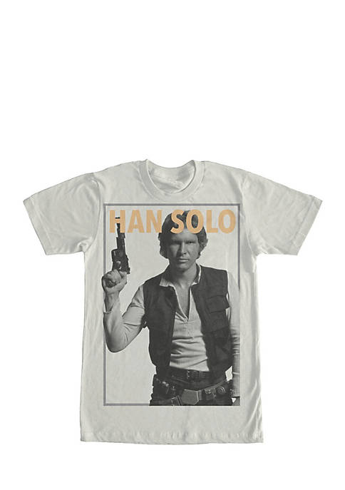 Fifth Sun™ Hans Solo with Gun Tee