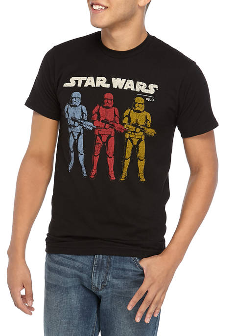 Fifth Sun™ Mens Star Wars Graphic T-Shirt