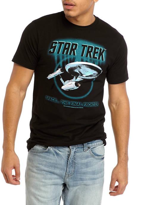 Fifth Sun™ Short Sleeve Star Trek Graphic T-Shirt