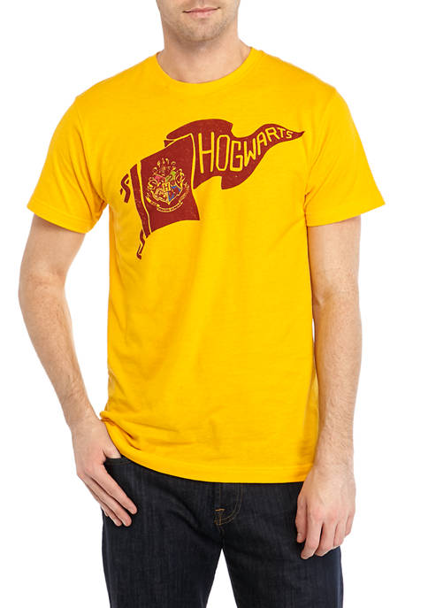 Fifth Sun™ Short Sleeve Hogwarts Graphic T-Shirt