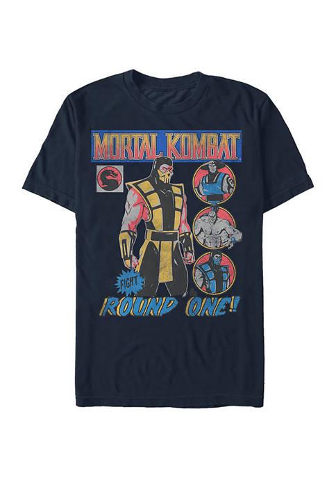 Fifth Sun™ Mortal Kombat Comic Graphic T-Shirt