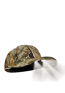 Camo LED Power Hat