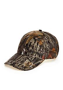 Mossy Oak LED Cap