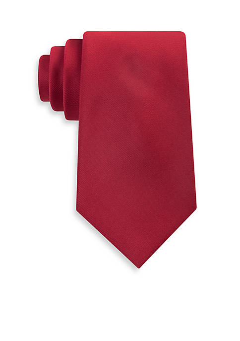 Iridescent Solid Tie