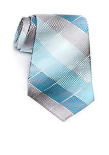 Brenden Grid Necktie