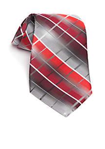Diego Plaid Necktie