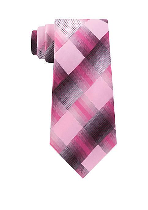 Archer Plaid Tie