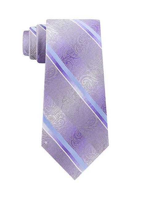Paisley Ombre Tie