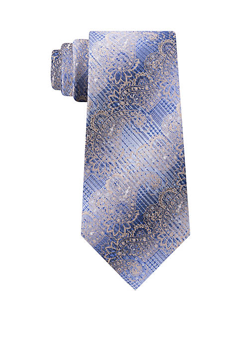 Loncho Paisley Tie