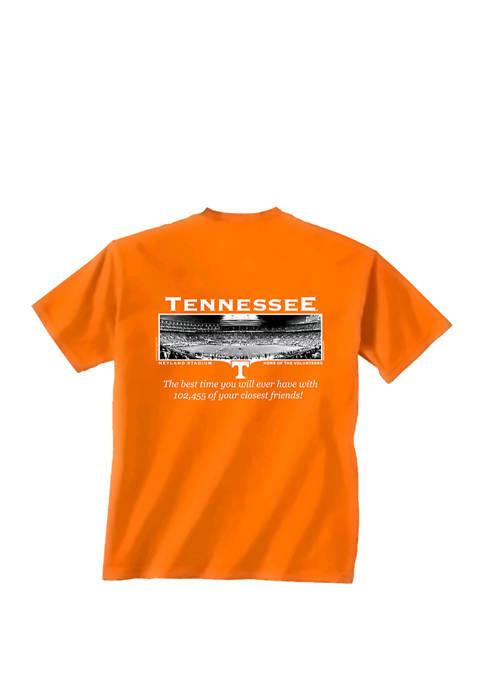 New World Graphics Mens NCAA Tennessee Volunteers Friends