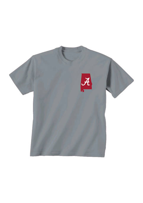 Comfort Colors NCAA Alabama Crimson Tide Sportsman Graphic