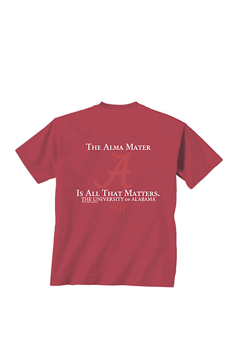 Alabama Crimson Tide Mater Matters T Shirt