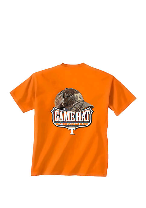 Tennessee Volunteers Game Hat T Shirt