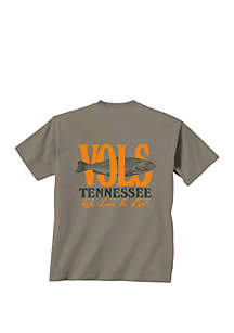 New World Graphics Tennessee Volunteers We Lure T Shirt