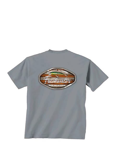 New World Graphics Tennessee Volunteers Freshwater T Shirt
