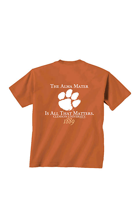 New World Graphics Clemson Tigers Mater Matters T
