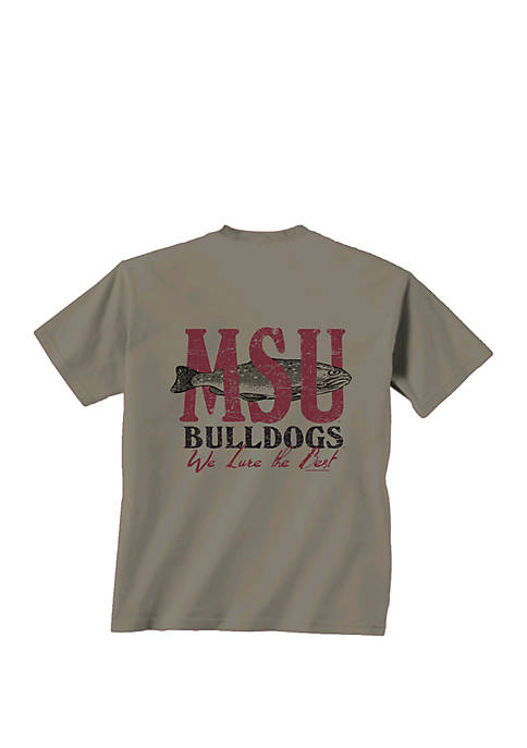 New World Graphics Mississippi State Bulldogs We Lure