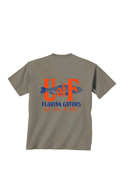 New World Graphics Florida Gators We Lure T