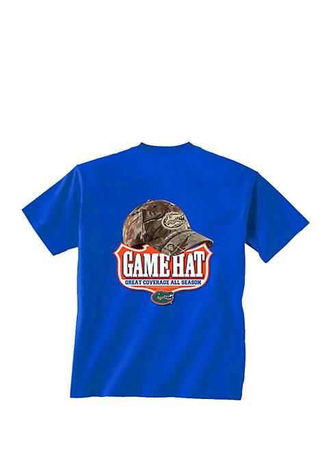 New World Graphics Florida Gators Game Hat T