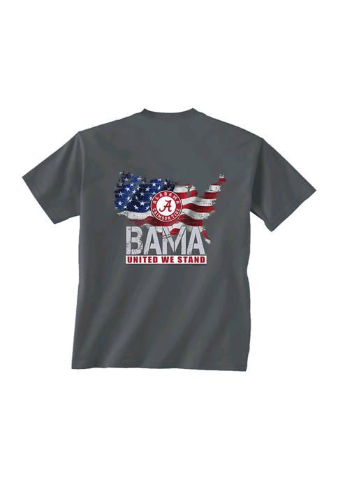 Comfort Colors NCAA Alabama Crimson Tide United We