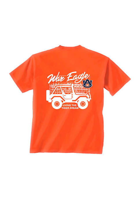 Comfort Colors NCAA Auburn Tigers Jeep Life College