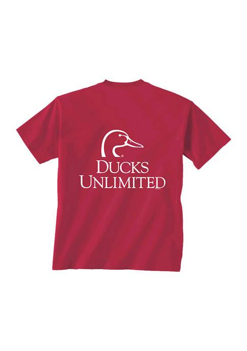 Comfort Colors Ducks Unlimited Logo T-Shirt