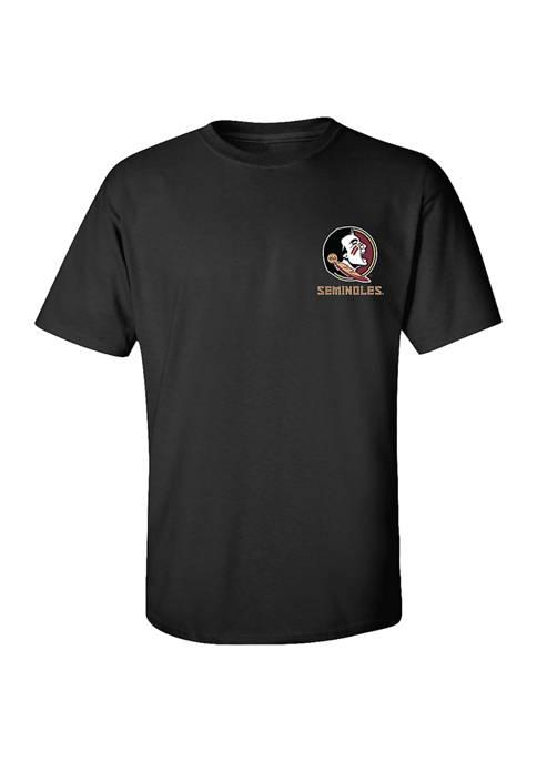Comfort Colors NCAA Florida State Seminoles Short Sleeve