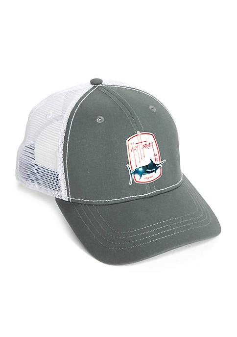 Guy Harvey® Barrel Roll Trucker Hat