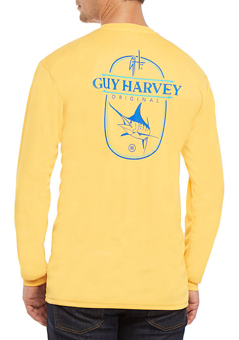 Guy Harvey® Chipper Long Sleeve Tee
