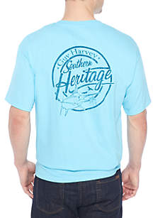 Short Sleeve Southern Heritage Tee Shirt