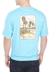 Short Sleeve Redrise Tee Shirt