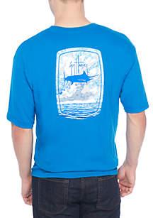 Short Sleeve Bombshell Tee Shirt