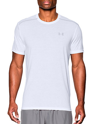Under Armour Junior Threadborne Short-Sleeve T-Shirt