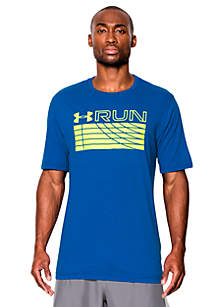 Run Track Graphic Tee