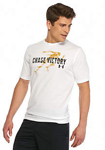 Charged Cotton® Chase Victory Short Sleeve Graphic Tee