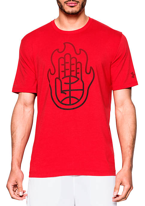 Under Armour® Hot Hand Icon T-Shirt