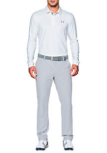 Playoff Long Sleeve Polo Shirt