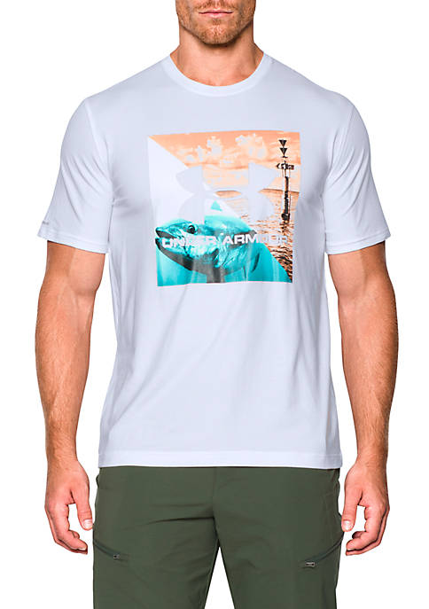 Under Armour® Salt Photo Reel Tee Shirt
