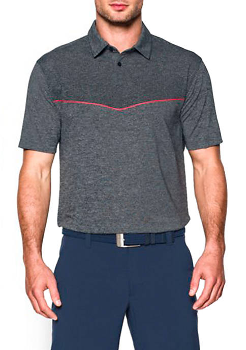 Under Armour® CoolSwitch Faded Polo