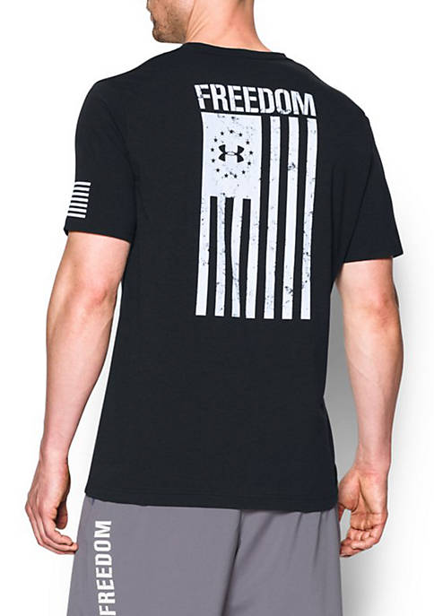 Under Armour® Freedom Flag Graphic Tee