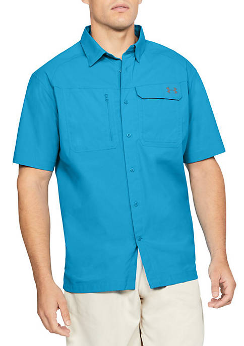 Under Armour® Fish Hunter Woven Shirt