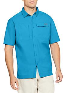 Fish Hunter Woven Shirt