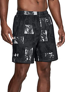 7-in. Printed Launch Shorts