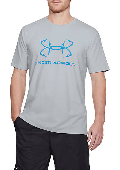 Under Armour® Fish Icon Tee