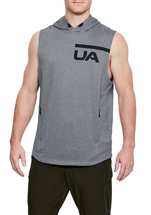 Under Armour® Terry Sleeveless Pullover