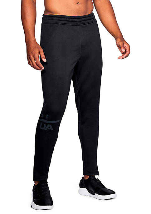 Under Armour® Tech Terry Tapered Pant